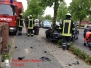 Auslaufende Betriebsstoffe nach VU, Veerßer Straße 05.05.14