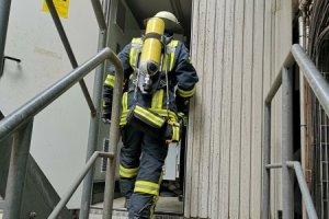 Auslösung Brandmeldeanlage  Uelzen – Bremer Straße  16.06.2019