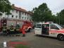 F2 - Brandgeruch aus Mehrfamilienhaus - Tile-Hagemann-Straße 19.05.2017