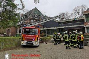 Hilfeleistung – – Personenrettung - Fischerhof - 12.03.2019