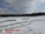 Hilfeleistung – – Tierrettung – Hund in See eingebrochen - Oldenstadt - O-See  28.02.2018