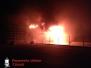 Lagerhallenbrand, Im Neuen Felde  30.11.14