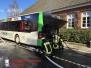 Motorbrand Stadtbus - Oldenstadt 16.02.2016