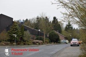 Schornsteinbrand - Immenweg -- 14.04.2019