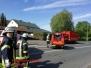 Verkehrsunfall – Person eingeklemmt - Gr.Liederner Straße 03.05.2018