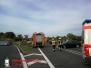 Verkehrsunfall – Person unter PKW eingeklemmt - B4-Uhlenring-Abfahrt Bad Bodenteich  24.08.2018