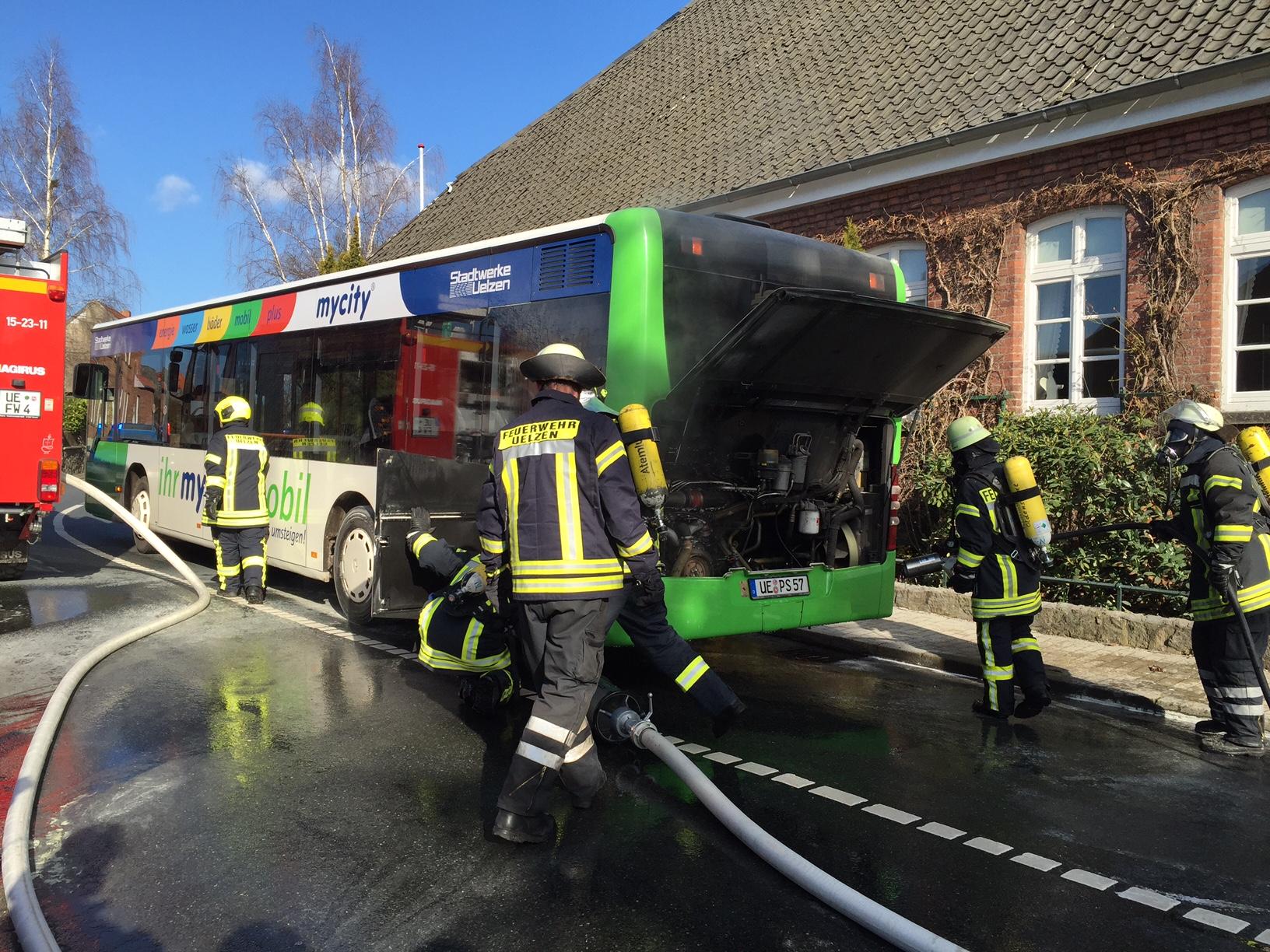 039. Motorbrand - Stadtbus