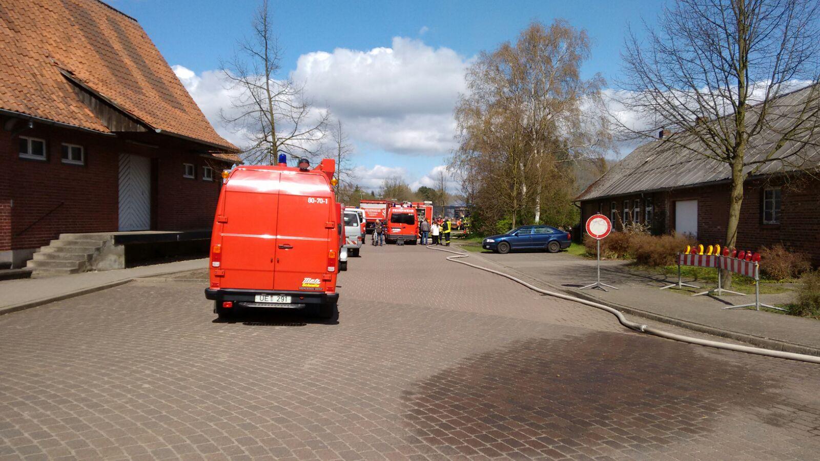 078. Schadstoffmessung nach Gebäudebrand