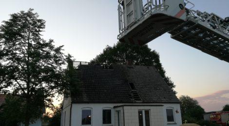 088. F3 - Dachstuhlbrand