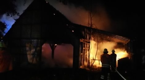 114. F3 - Gebäudebrand