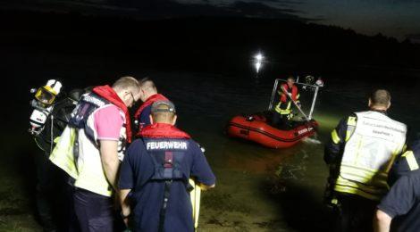 165. Hilfeleistung Groß -- Ertrinkungsunfall - Person im Wasser