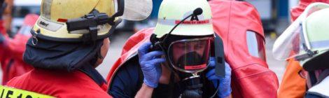 001. GefG2 - Gefahrstoffaustritt bei Verladearbeiten