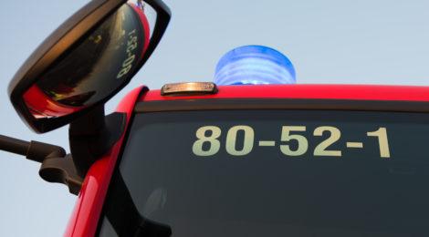 103. Nachforderung RW - - Verkehrsunfall eingeklemmte Person mit LKW