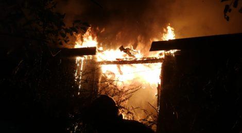 239. F2 - Gebäudebrand