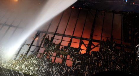 010. F3 - Scheunenbrand