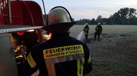 132. WB1 - Flächenbrand