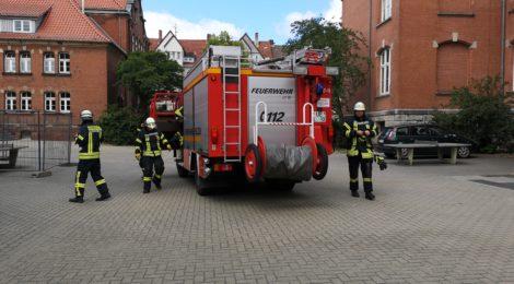 134. Auslösung Brandmeldeanlage