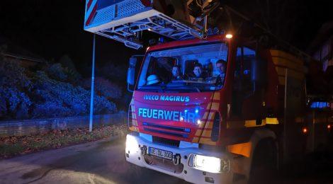 255. F3 - Gebäudebrand