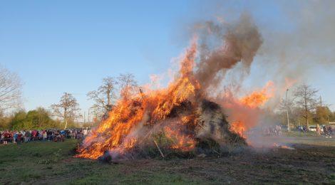Keine Osterfeuer in der Hansestadt Uelzen / Feuerwehr gibt Verhaltenshinweise