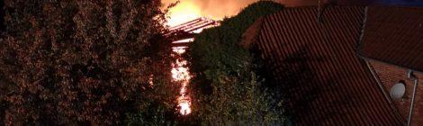 196. B3Y - Gebäudebrand