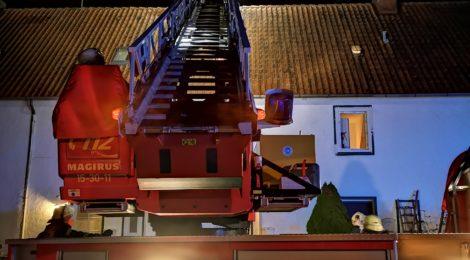 033. B1 - Schornsteinbrand