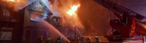 039. B2Y - Wohnungsbrand - Personen im Gebäude