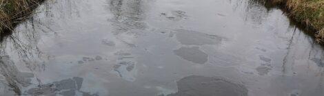 066. ABC1 - Ölfilm auf Gewässer
