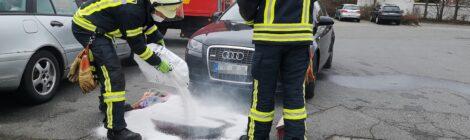 065. H1 - Ölschaden - Ölwanne aufgerissen