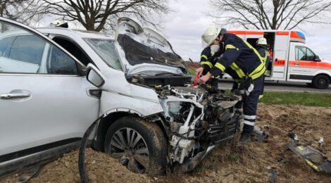 067. H1 - Verkehrsunfall - 2 beteiligte PKW